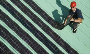 дешевая солнечная пленка