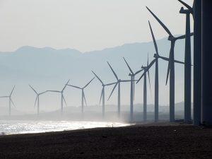 ветрогенераторы, ветропарк