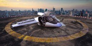 летающий электромобиль