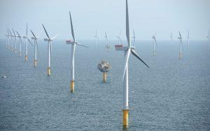 Европа, ветрогенераторы
