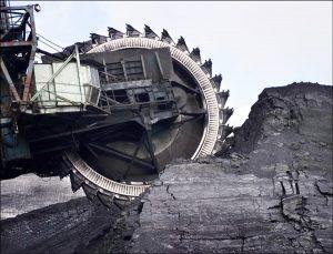полезные ископаемые, уголь