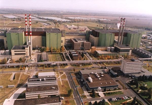 Пакш, атомная энергетика