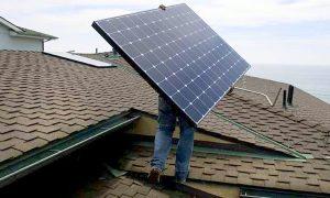 солнечная энергия, солнечные панели