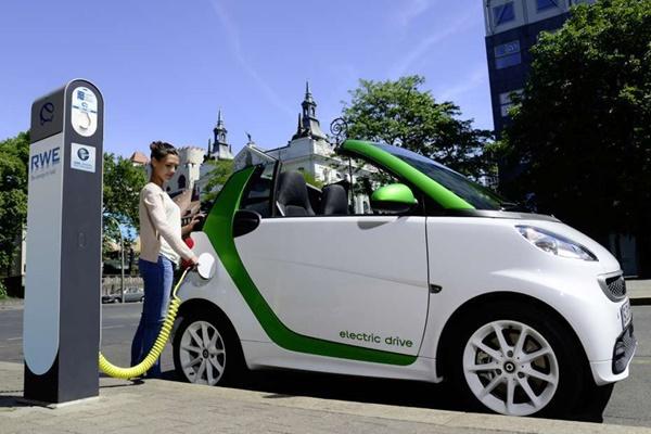 Субсидии на электромобили