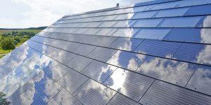Tesla Solar Roof, солнечная крыша