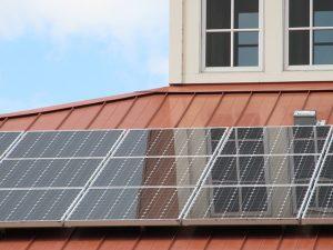 Солнечная энергия, гелиопанели