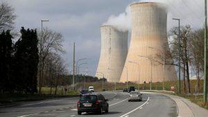 АЭС, реактор, Бельгия, Тианж