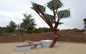 солнечное дерево, Греция