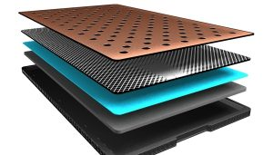 Цинково-воздушные батареи, литий-ионные батареи