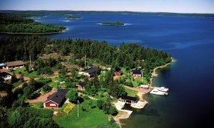 Финляндия, уголь, атомная энергетика