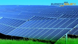 солнечная электростанция, Казахстан, Бурное Солар