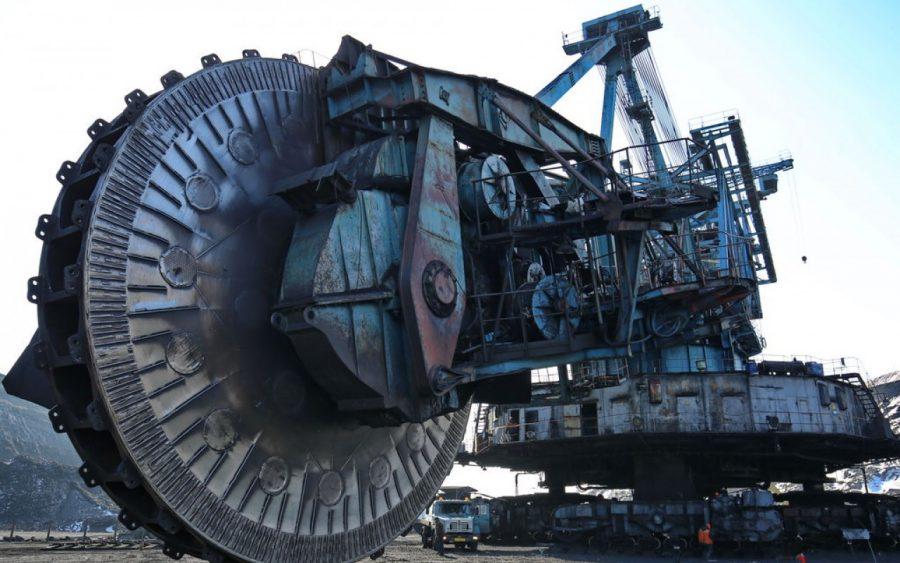 В компании «Богатырь Комир» успешно завершена программа модернизации роторных экскаваторов СРс(К) - 2000