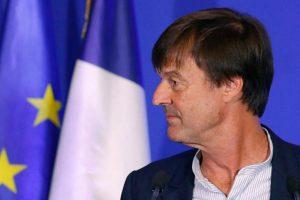 министр экологического перехода Николя Юло