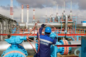 Газпром, экспорт газа