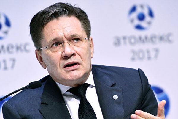 Алексей Лихачев, Росатом