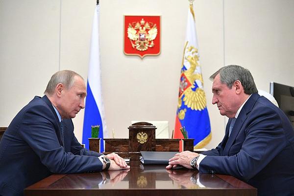 РусГидро Николай Шульгинов