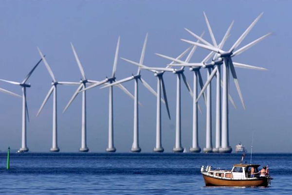 морская ветроэнергетика
