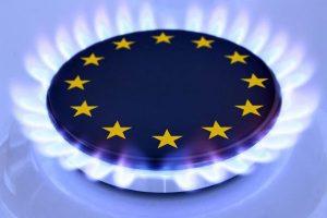 европейские цены на газ