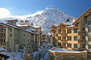 автономный лыжный курорт