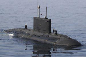 Подводная лодка «Тарек» проекта 877ЭКМ ВМС Ирана