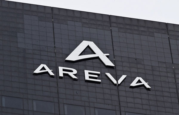 Французская корпорация ядерных технологий Areva