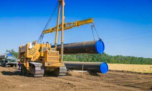 "Газпром, Южно-Европейский газопровод. Участок ""Починки-Анапа"""
