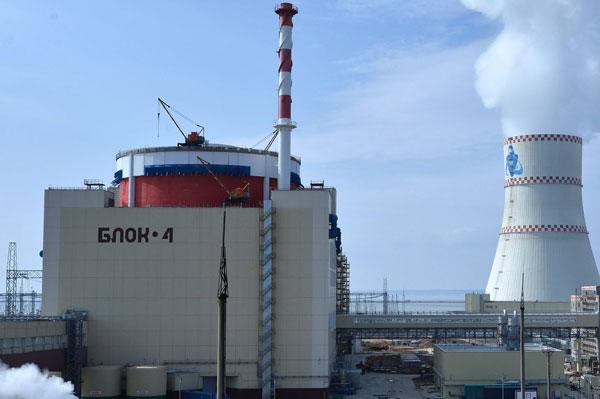 Новый энергоблок Ростовской АЭС