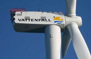 энергоконцерн Vattenfall