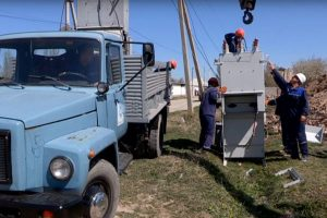 Энергетики Туркестана