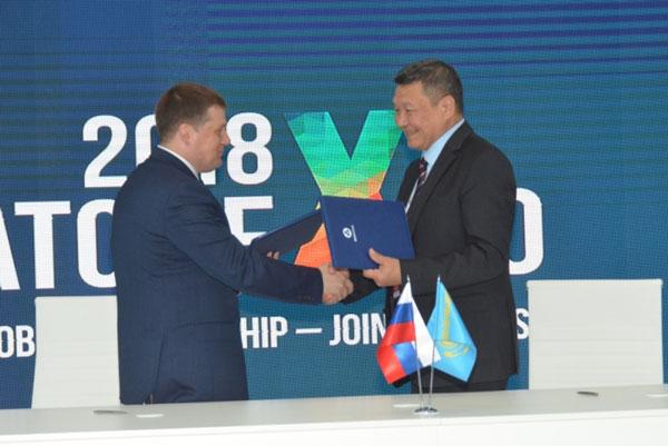 Национальный ядерный центр РК и АО «Наука и инновации» подписали меморандум о сотрудничестве
