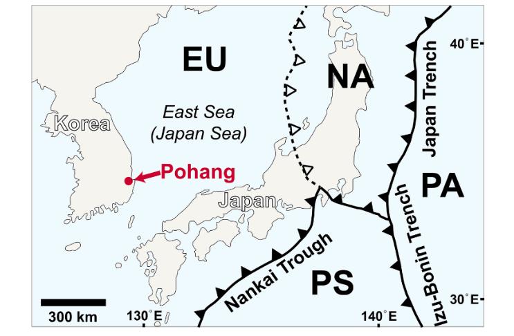 Землетрясение 2017 года в Корее обусловлено работой геотермальной электростанции