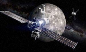 Lunar Orbital Platform (LOP)