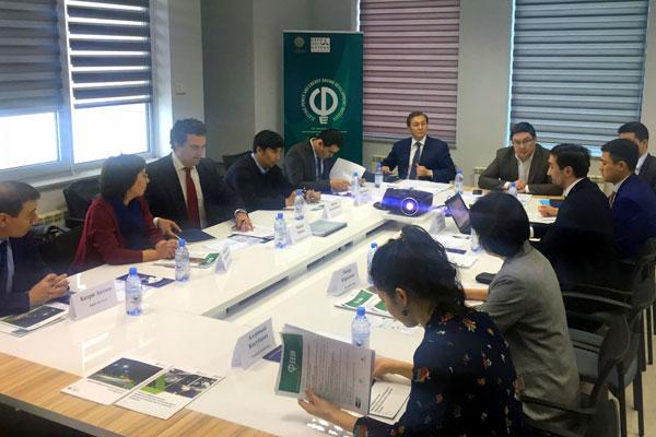 Даешь испанские технологии в энергосбережение Казахстана