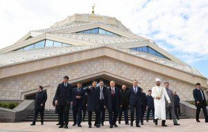 Мечеть в Астане производит электричество