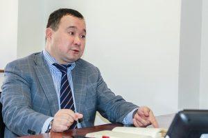 Ассоциация возобновляемой энергетики Казахстана, Арман Кашкинбеков