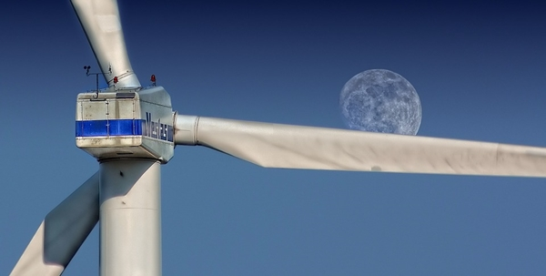 Ветряная турбина, ветропарк