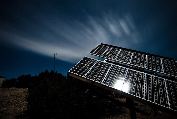 солнечные панели
