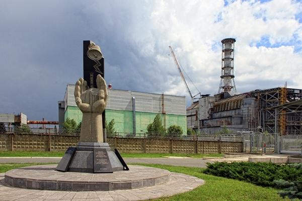 Чернобыль, ядерные отходы