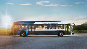 Proterra, автобус