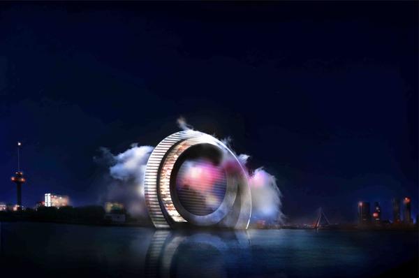 Голландское ветроколесо, Dutch Windwheel