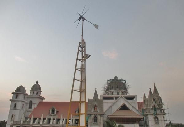 домашний ветряной генератор