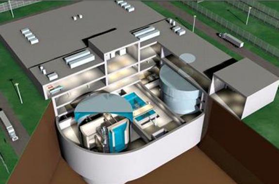 Украина, малые модульные реакторы