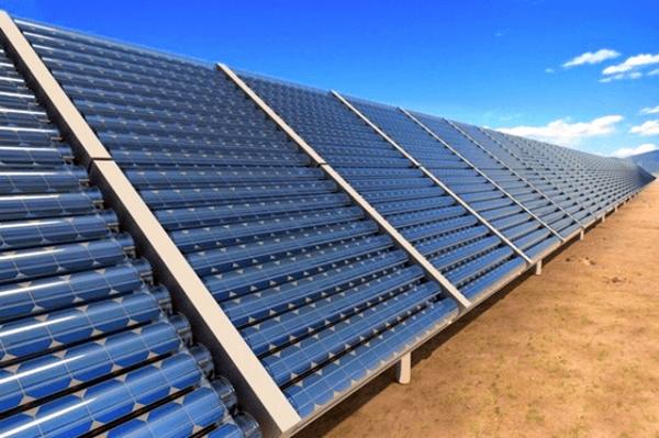 ВИЭ, солнечная электростанция