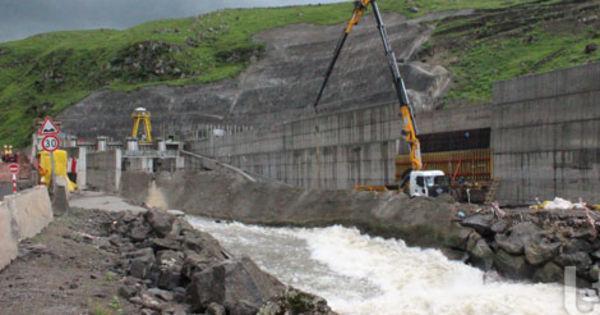 Дарьяльская ГЭС