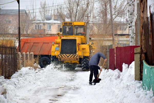 паводки, Казахстан