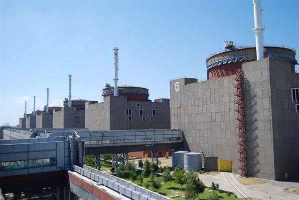 Атомная энергетика Украины