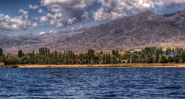Кыргызстан, ветроэнергетика