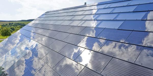 солнечные панели Tesla