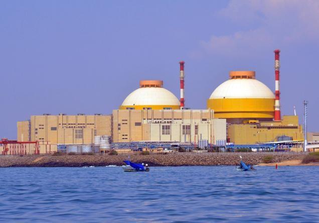 АЭС нового типа, АЭС, Индия