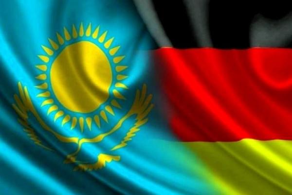 Деловой совет, Казахстан, Германия